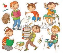 Resultado de imagen de fotos escolares animadas