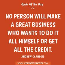 Best Business Quotes. QuotesGram via Relatably.com