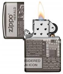 <b>Зажигалка Zippo Classic</b> с <b>покрытием</b> Black Ice® 49049 на ZIPPO ...