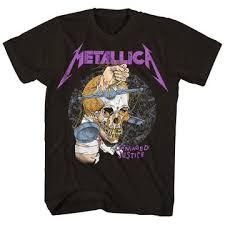 <b>Metallica</b> T-Shirt | <b>Damaged Justice</b> '88 Tour T-Shirt (Reissue)