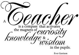 Teacher #quote | Go Teachers! | Pinterest | Teacher Quotes ... via Relatably.com
