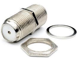 <b>Переходник ATcom F</b>-<b>connector</b> F/F RG6 АТ17148 100 шт | gt-a.ru