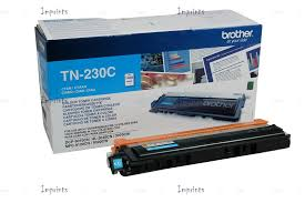 <b>Картридж TN-230C</b> голубой для принтера <b>Brother</b> оригинальный ...