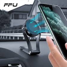 <b>FPU</b> 360 Degree Magnetic <b>Car Phone Holder</b> Magnet Holder ...