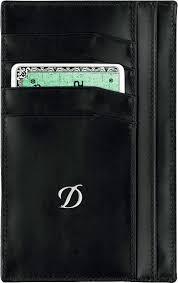 Кожаная <b>визитница S.T.Dupont</b> ST77028 — купить в интернет ...
