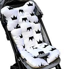 laamei Baby Stroller Cushion Pad, Cotton Breathable ... - Amazon.com