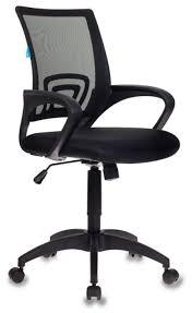Компьютерное <b>кресло</b> Бюрократ <b>CH</b>-695 офисное — купить по ...