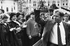 »Bürgerforum« 1989 in Prag gegründet