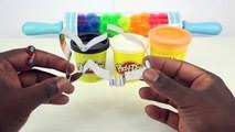 Learn Colors with Play Doh Modelling Clay <b>Fruits</b> Molds <b>Fun</b> and ...
