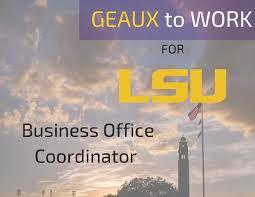 human resource management business office coordinator