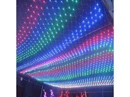 <b>3M</b> 2M 204LEDs LED Net Lamp Day Lantern <b>Outdoor Decoration</b> ...