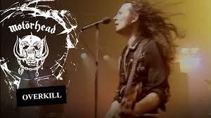 Motörhead – Overkill (Official Video) - YouTube