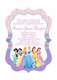 best disney princess birthday invitations templates invitations the disney princess birthday invitations designs outstanding appearance birthday invitation disney princesses birthday invitations new