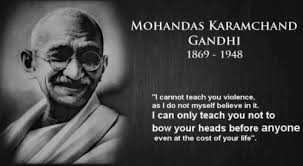 Amazing Quotes By Ghandi. QuotesGram