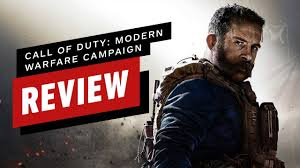 Call of Duty: Modern Warfare Single-Player Campaign Review ...