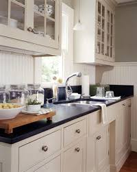 kitchen cabinets types a kitchen with stock white cabinets