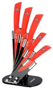 <b>Набор Vitesse Maureen</b> 5 <b>ножей</b> с подставкой — купить по ...
