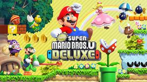 <b>New Super Mario</b> Bros.™ U Deluxe/<b>Nintendo</b> Switch/eShop Download