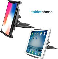 <b>Universal Tablet</b> Car Mount, APPS2CAR Cd Slot Holder Stand for ...