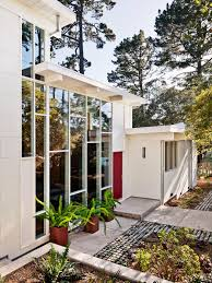 photos hgtv red front door on mid century modern home exterior paint design tool beautiful mid century modern exterior lighting