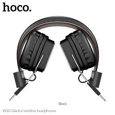 <b>HOCO W20</b> Wireless Bluetooth Headset with Microphone for 6 ...