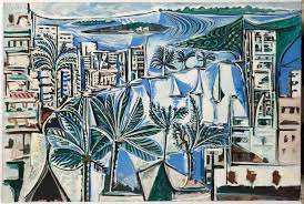 <b>Picasso, the great</b> Mediterranean