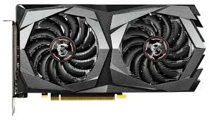 <b>Видеокарта MSI GeForce GTX</b> 1650 Gaming X 4G — купить по ...