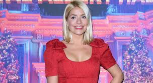 Holly Willoughby dress: Shop the presenters heart print <b>Ghost</b> dress