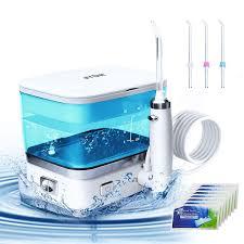 <b>Water Flosser</b>,JYSW Portable <b>Water Pick</b> Teeth Cleaner-500ML ...