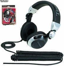 <b>Technics</b> Silver Headphones for sale | eBay