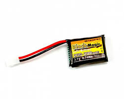 <b>Аккумулятор Black Magic</b> LiPo 3,7В(1S) 200mAh 20C Soft Case ...
