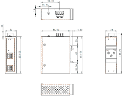 RP-IPJ811-<b>95W 95W</b> Industrial Gigabit PoE+ Injector Features