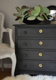 image of black painting furniture with chalk paint chalk painting furniture ideas