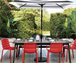 patio furniture and decor trend bold black and white black and white patio furniture