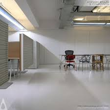 award winning white paper office of an interior design firm award winning office design