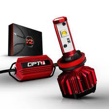motorcycle headlight h4 led bulbs 24w 22w high low beam for light 2500lm m3s moto headlamp 12v
