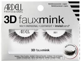 <b>Ardell 3D</b> Faux Mink 861 - <b>Накладные ресницы</b> | Makeupstore.ru