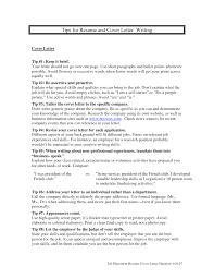 online cover letter for resume writing a cover letter and resume
