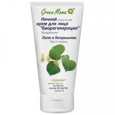 """Ночной крем для лица """"<b>Липа и</b> боярышник"""" 100 мл <b>Green Mama</b> ..."""