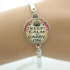 <b>TAFREE</b> Brand Keep Calm and Love Cats Bracelet lovely <b>quote</b> ...