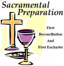 Image result for first sacrament picture