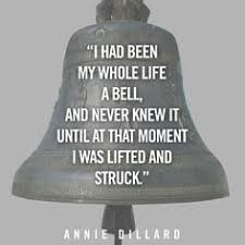 Annie Dillard on Pinterest | Perspective, Kangaroos and Dark Night via Relatably.com