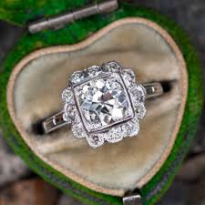 <b>Vintage Engagement Rings</b> | <b>Antique</b> Diamond Rings | EraGem