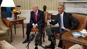 donald trump and barack obama in the oval barack obama oval office