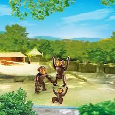<b>Playmobil</b> Zoo 6650 <b>Конструктор</b> Плеймобил Зоопарк <b>Семья</b> ...