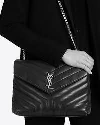 Sac Loulou <b>Yves Saint Laurent Velours</b> | Mount Mercy University