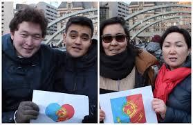 """""""Кыргызы и <b>казахи</b> - братья"""". Жители Торонто записали ..."""
