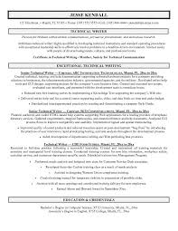 Resume Format Technical Writing     BNSC Resume Format Technical Writing Free Resume Templates