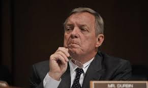Image result for Senator Dick Durbin pucker face