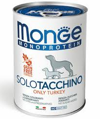<b>Monge Monoprotein</b> Turkey Only 400 g <b>Monge</b> | eBay